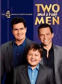 Two and a Half Men - 27 x 40 Movie Poster - Style A