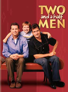 Two and a Half Men - 11 x 17 TV Poster - Style D