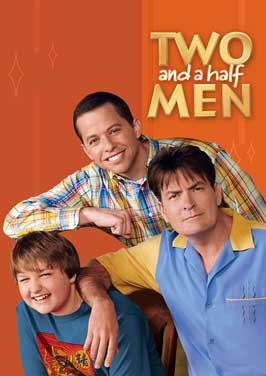 Two and a Half Men - 11 x 17 TV Poster - Style G