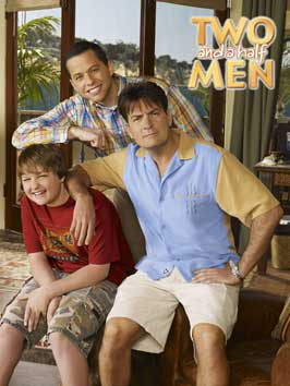 Two and a Half Men - 11 x 17 TV Poster - Style H