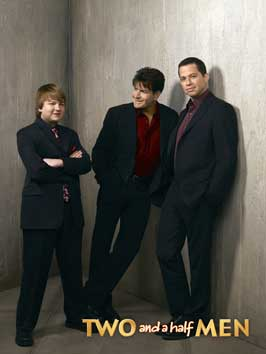 Two and a Half Men - 11 x 17 TV Poster - Style A