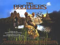 Two Brothers - 27 x 40 Movie Poster - Style B