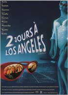 Two Days in the Valley - 11 x 17 Movie Poster - French Style A