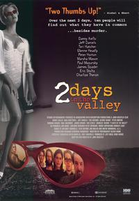Two Days in the Valley - 11 x 17 Movie Poster - Style A