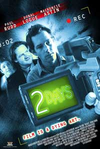 Two Days - 11 x 17 Movie Poster - Style A