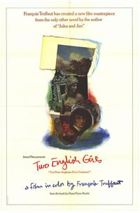 Two English Girls - 27 x 40 Movie Poster - Style A