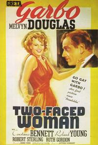 Two-Faced Woman - 11 x 17 Movie Poster - Style B