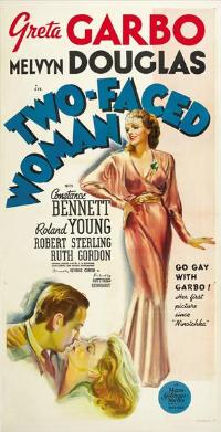 Two-Faced Woman - 11 x 17 Movie Poster - Style A