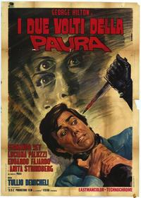 Two Faces of Terror - 27 x 40 Movie Poster - Spanish Style A