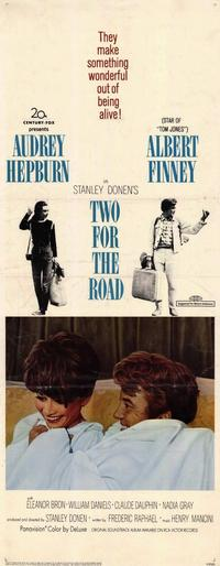 Two for the Road - 14 x 36 Movie Poster - Insert Style A