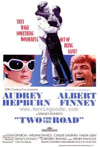 Two for the Road - 43 x 62 Movie Poster - Bus Shelter Style A