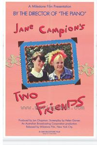 Two Friends - 11 x 17 Movie Poster - Style A