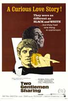 Two Gentlemen Sharing - 27 x 40 Movie Poster - Style A
