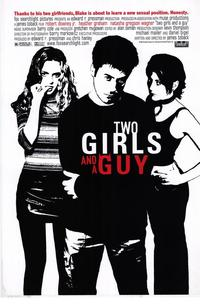 Two Girls and a Guy - 27 x 40 Movie Poster - Style A