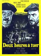 Two Hours to Kill - 11 x 17 Movie Poster - French Style A