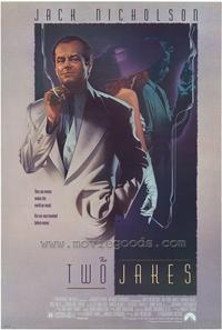The Two Jakes - 11 x 17 Movie Poster - Style A