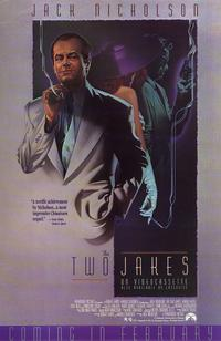 The Two Jakes - 11 x 17 Movie Poster - Style B