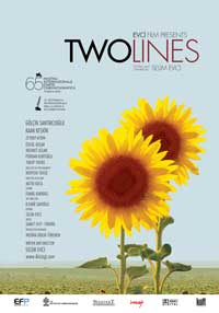 Two Lines - 43 x 62 Movie Poster - Bus Shelter Style A