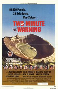 Two Minute Warning - 11 x 17 Movie Poster - Style A