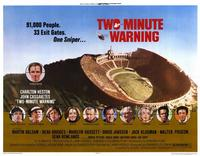 Two Minute Warning - 11 x 14 Movie Poster - Style A
