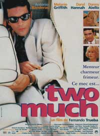 Two Much - 11 x 17 Movie Poster - French Style A