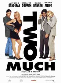 Two Much - 11 x 17 Movie Poster - Spanish Style A