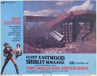 Two Mules for Sister Sarah - 11 x 14 Movie Poster - Style D