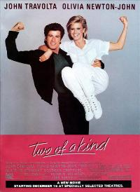 Two of a Kind - 27 x 40 Movie Poster - Style B