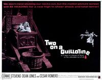 Two On a Guillotine - 11 x 14 Movie Poster - Style A