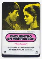 Two People - 11 x 17 Movie Poster - Spanish Style A