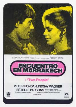 Two People - 27 x 40 Movie Poster - Spanish Style A