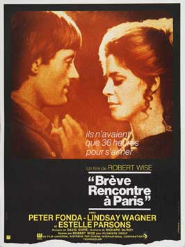 Two People - 27 x 40 Movie Poster - French Style A