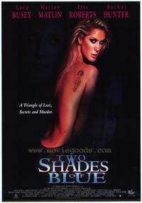 Two Shades of Blue - 11 x 17 Movie Poster - Style A