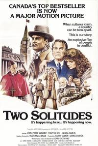Two Solitudes - 11 x 17 Movie Poster - Style A