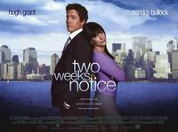 Two Weeks Notice - 11 x 17 Movie Poster - Style C