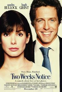 Two Weeks Notice - 27 x 40 Movie Poster - Style B