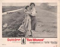 Two Women - 11 x 14 Movie Poster - Style D