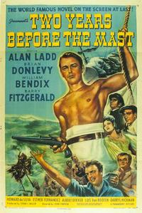 Two Years Before the Mast - 27 x 40 Movie Poster - Style A