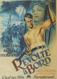 Two Years Before the Mast - 11 x 17 Movie Poster - French Style A