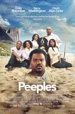 Tyler Perry Presents Peeples - 27 x 40 Movie Poster - Style B