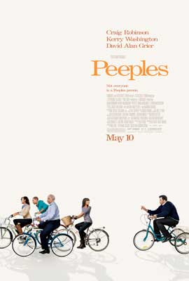 Tyler Perry Presents Peeples - DS 1 Sheet Movie Poster - Style A