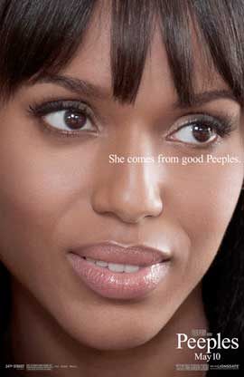 Tyler Perry Presents Peeples - DS 1 Sheet Movie Poster - Style C
