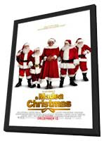 Tyler Perry's A Madea Christmas - 27 x 40 Movie Poster - Style C - in Deluxe Wood Frame