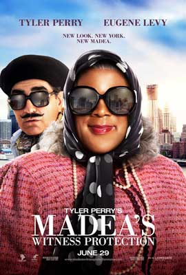 Tyler Perry's Madea's Witness Protection - 43 x 62 Movie Poster - Bus Shelter Style A