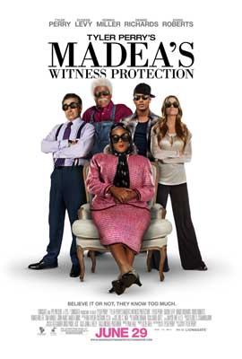 Tyler Perry's Madea's Witness Protection - 27 x 40 Movie Poster - Style B