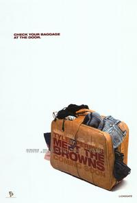 Tyler Perry's Meet The Browns - 43 x 62 Movie Poster - Bus Shelter Style A