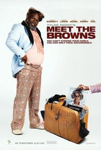 Tyler Perry's Meet The Browns - 11 x 17 Movie Poster - Style B