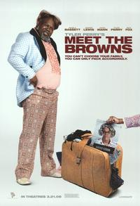 Tyler Perry's Meet The Browns - 27 x 40 Movie Poster - Style B