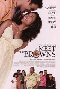 Tyler Perry's Meet The Browns - 11 x 17 Movie Poster - Style C