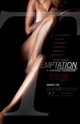 Tyler Perry's Temptation - DS 1 Sheet Movie Poster - Style A